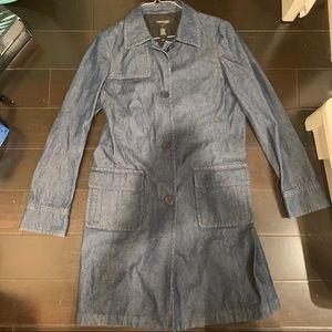 Kenneth Cole New York Denim Jacket